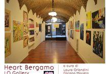 """Exhibition Bergamo 2016! / Exhibition """"Heart"""" LO-Gallery Bergamo May 2016"""