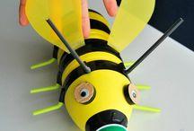 les insectes en maternelle