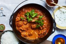 Indian and curries