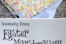 EASTER: Baking & Treats / Easter baking and treat recipes and ideas!