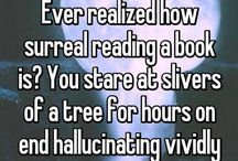 Too-true quotes for book nerds