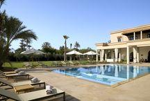 Villa Bab Atlas / Propriété de luxe, près des plus grands golfs