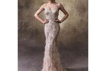 Embellished Wedding Dresses