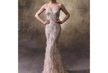 Embellished Wedding Dresses
