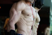 Mens bodybuilding