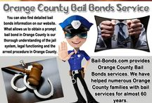 Orange County Bail Bonds / Browse this site http://angelsbailbonds.com/ for more information on Orange County Bail Bonds Service. Orange County Bail Bonds Service insurance are a must if you want to get your loved one out of the jail fast. It can be an extremely difficult and traumatizing experience for you when someone close to you is arrested. It might be a close friend or relative. But the first and the most important thing that you need to do is secure a bail.