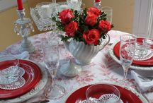 VaLeNTiNe'S DaY❤️MaNTeLS & TaBLeSCaPeS / by Audrey C. Braun