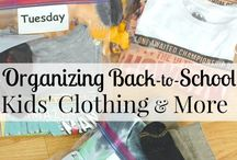 Favorite Organizing Ideas / Organization ideas that really work. An organized life is a simpler life and gives you time to enjoy it. Organizing can be easy and make all the difference in making life better.