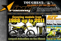 Off Road Graphics from AMR Racing / Off Road Graphics - AMR Racing is the leader in graphics kits!