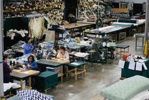 The Avery Boardman Factory / Just 30 minutes from Manhattan, it's where we make comfort happen everyday.