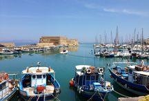 Travel Destination Crete / Crete as a travel destination for outgoing Group Travel agents and Tour Operators