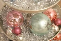 Shabby chic kerst / Christmas and eastern
