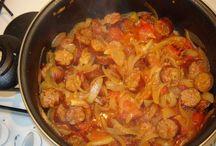 Cuisine / Rougail saussice