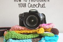 Crochet, knitting and other fun projects to do