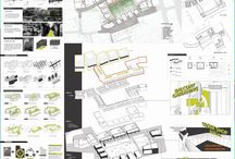 건축 전시 / 대학 설계 프로젝트