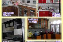 Kitchen set / Menjual dan menerima pembuatan Furniture berkualitas : Kitchen set, Wadrobe , coffee table dan lain sebagainya. Dwisindo, mengerti kebutuhan anda. Hubungi kami  : 021- 29360754 / HP. 082225631448 Head Office : Jl. Kramat Asem No. 34, Matraman – Jakarta Timur 13120 FAX 021 - 29360751 Workshop : Jl. H. Hanapi No. 32 A, Pd. Bambu – Jakarta Timur 13430, Telp  021 – 86616019