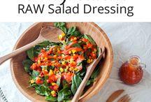 Salater og dressinger