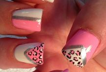 Nails designs. / by BreyAnna Coleman