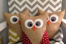 Owls / by Sherry Hassett