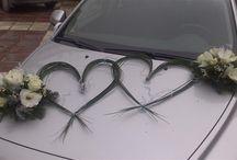 αυτοκινητο γαμου