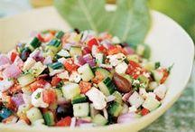 Salads & Dressings / by Deanna Garretson
