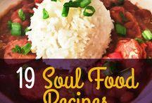 Recipes - soul food