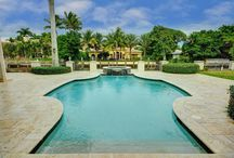 Pools / Different styles of pools currently in Royal Palm Yacht & Country Club