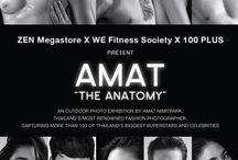 Amat Nimitpark Photography / Amat Nimitpark is the most renowned fashion photographer in Thailand. #amatphoto