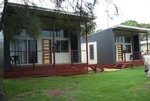 Port Stephens Cabin Accommodation / BIG4 Karuah Jetty Holiday Park offers visitors a wide variety of cabin accommodation to suit all tastes and budgets.