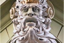 épületdísz - architectural ornament