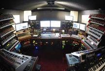 電子スタジオ
