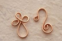 Jewelry Tutorials / Jewelry Findings to use with PC Jewelryh / by Karen Bonney