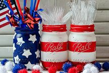 Holidays|July 4th Decorations and Celebrations