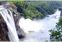 Athirapally Falls Kerala / Dreamholidays offers best tour packages to the Athirapally fall, which is one of the most popular tourist destinationsin India