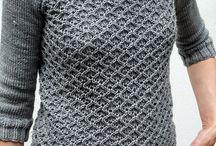 Swetry bluzki
