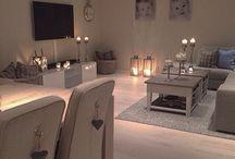 bydlení - obývací pokoj