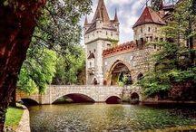 Szépséges várak, kastélyok, paloták
