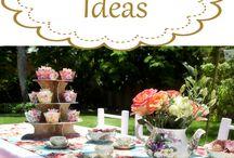 Party-tea party