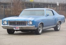 1972  MONTE CARLO BIG BLOCK-FRAME OFF RESTORED-NUMBERS MATCHING-SEE VIDEO