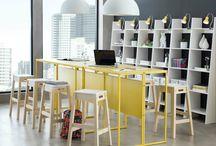 Fity | Office e Home Office 2015 / A Linha Fity valoriza qualquer espaço Office e Home Office com um clima descontraído, jovem e urbano. http://bit.ly/1F8SM2e
