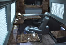 Luxury Vans / Bring out your inner CEO with an Executive- Style Van!