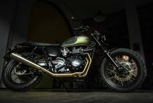 Bike  / Special Triumph - Bonnie
