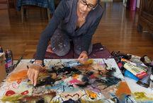 艺术家和他们的艺术 Artists and their Art