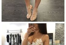Vestidos encajes♡