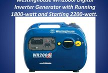 Westinghouse wh2000i Portable Generator Review