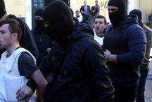 Στις 16 Απριλίου θα απολογηθούν οι 3 από τους 9 Τούρκους που συνελήφθησαν στην Αθήνα για τρομοκρατία