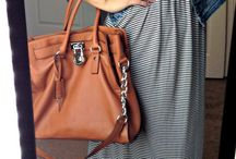 Gorgeous Handbags / Fashion