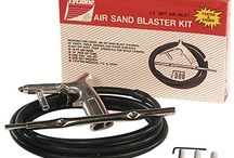 Hand Tools, Power - Sand Blasters