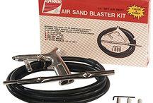 Hand Tools, Power - Sand Blasters