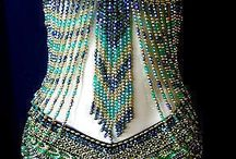 belly dance suit